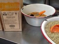 Bicentennial Bragg: Butternut Squash Lentil Soup