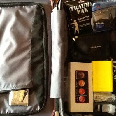 Delsey Titanium Hardcase 002