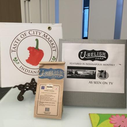 Taste of City Market Cummins – U-Relish Farm
