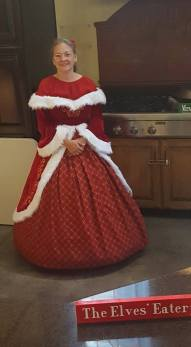 Mrs. Claus Kitchen