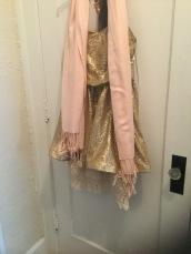 Rose Gold Dress 001