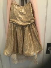 Rose Gold Dress 002